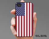 American Flag Case for iPhone 6/6S, 6+/6S+, 5/5S, 5C, 4/4S, iPod Gen 5, Samsung Galaxy S6, Galaxy S5, Galaxy S4, Galaxy S3