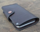 Case for iPhone 6/6s/7 - Handmade Leather iPhone 6/6s/7 Pouch / - Pouch  -