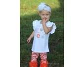 Southern Girls Love Shirt- SEC football- Tennessee Georgia Auburn Florida Alabama- m2m sew sassy