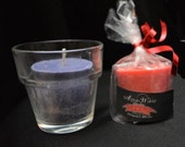 Stocked Soy Wax Votive Candles, With Eucalyptus, Lavender, Passion Fruit, Nag Champa, Patchouli, Handmade Votive Candles