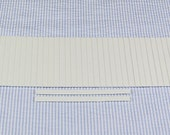 "1/4""(16""W x 3""L) Mr. Pleater Board, add perfect pleats to fabric, fast and easy."
