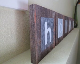Custom Nursery Letters Baby Boy Nursery Decor Rustic Wall Hanging Personalized Kids Room Decor Wooden Letters For Nursery Wood Wall Letters