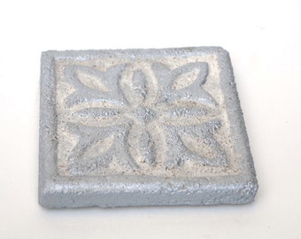 """Hand-Crafted Coasters Set Of Six 