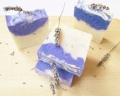 Lavender Fields Organic all Natural Handmade Soap