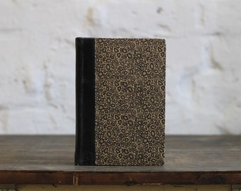"""Blank Book Tartuensis Classic """"Snake"""", Upcycled Book"""