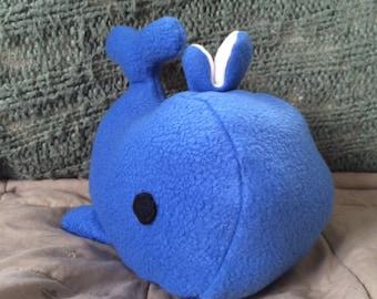 Blue Whale Plush