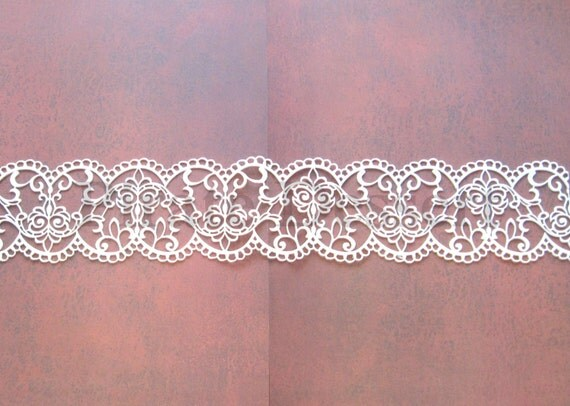 EDIBLE LACE Sugar lace lace Cake Wrap Wedding Cake