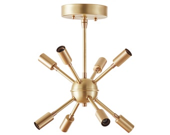 Sputnik Chandelier No. 1 The Classic
