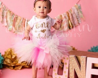 Mint,Pink, and Light Pink Tutu Skirt