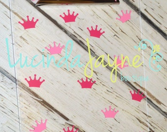 Princess Crown Personalized Clipboard