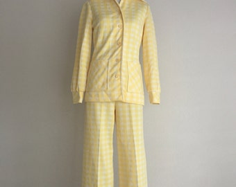 Mr Mench Yellow Suit