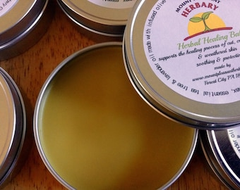 Herbal Healing Balm - Calendula Salve - Wholesale Healing Balm