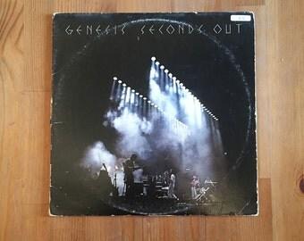"""GENESIS – Live (1974) Vintage Vinyl 12"""""""