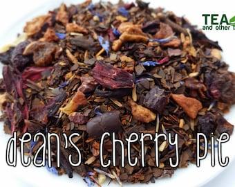 50g Dean's Cherry Pie - Loose Yerba Mate Tea (Supernatural Inspired)