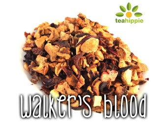 50g Walker's Blood - Loose Herbal Tea (The Walking Dead Inspired)