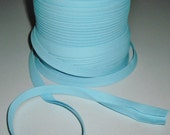 "75 Yds BLUE Bias Tape  1/2"" Double Fold Extra Wide"