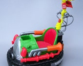Vintage Teenage Mutant Ninja Turtles Bumper Car C8