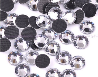 1440pc DMC hotfix rhinestones A Grade Crystal Clear 3mm | 4mm | 5mm