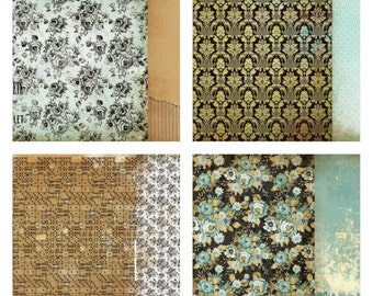 """KAISERCRAFT- 75 Cents Bundle Collection 12"""" x 12"""" inches"""