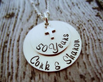 50th wedding anniversary Etsy
