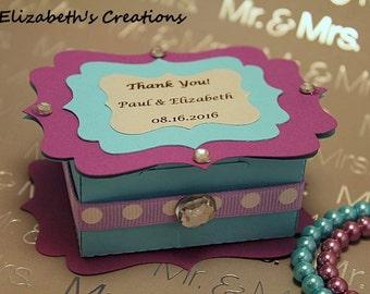 Wedding Favour Box, Wedding Favor box, Personalized favor box, Party Favor, Party Favour, Wedding Party Favor, Wedding Party Favour