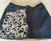 Custom Mickey Mouse shorts for Jaynee