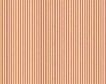 ON SALE Splendor Stripe in Pink by Lila Tueller  for Riley Blake Designs