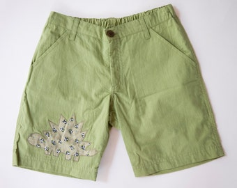 Sale,Green Boys pants,Toddler Shorts,First Birthday,Boy Outfits,Boys Shorts,Cotton Pants,Ready To Ship