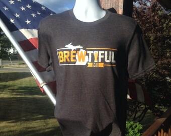 Michigan Beer Shirt
