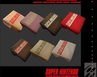 Mini Super Nintendo Dust cover