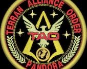 Terran Alliance Order - Pandora - Custom Design