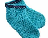 Crochet Pattern Baby Booties Twinkle Toes PDF 15-208 INSTANT DOWNLOAD