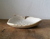speckled plate (dia.15 cm)