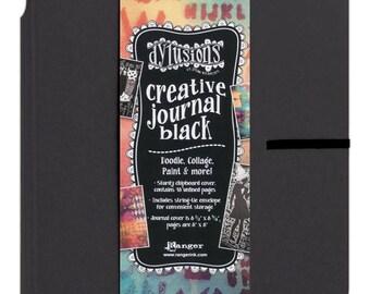 Ranger - Dyan Reaveley - Dylusions - Creative Journal Square - Black