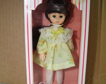 Vintage Ginny Doll, Vogue Dolls, Vintage Toy 1978, World of Ginny