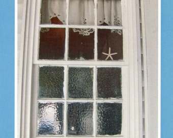 Island window - photo card