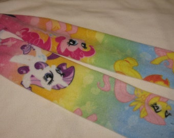 My Little Pony Fleece Scarf (B)
