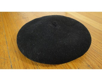1990s French Beret