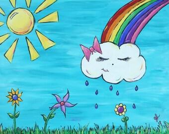 Happy Cloud reprint