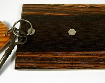 Key Holder / Wooden Keyholder / Magnetic Keyholder / Wall Hanging Keyholder / Office Decor / Functional Decor