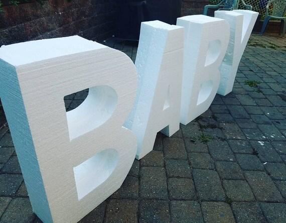 foam letters large-large styrofoam - 58.0KB