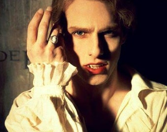 Lestat Cologne Inspired by Interview with a Vampire - Star Anise, Amyris, Grapefruit, Patchouli, Myrrh, Rose, White Florals, Spice and Clove