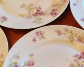 Haviland (Theodore) Limoges France - Set of Four Luncheon Plates