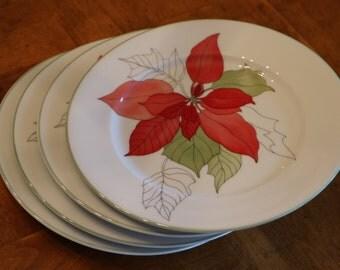 Poinsettia Pattern Designed By Mary Lou Goertzen In