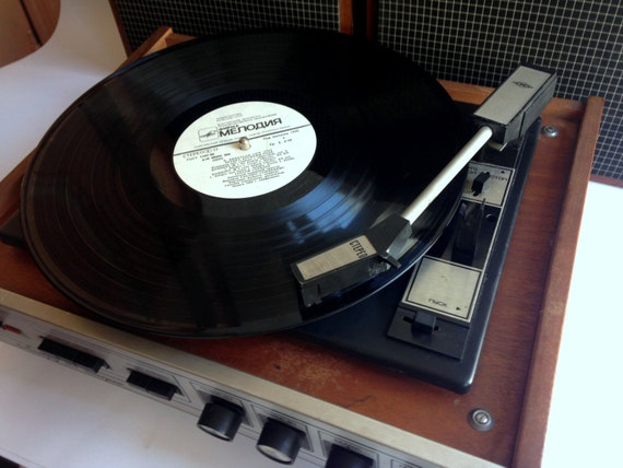 Turntable Vinyl Record Player Technics Turntable Record