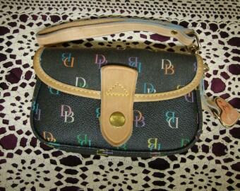 Vintage Dooney and Bourke Wallet Coin Purse Handbag