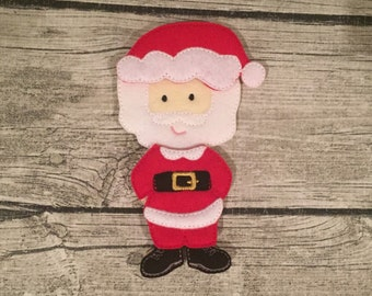 NonPaper Doll Santa Claus COSTUME ONLY
