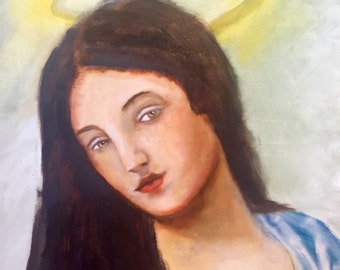 Ceurlean Angel