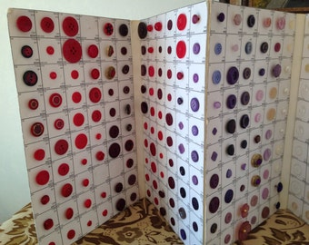 BUTTON Sample LaMode Button Panels -  Varity of over 590 Buttons