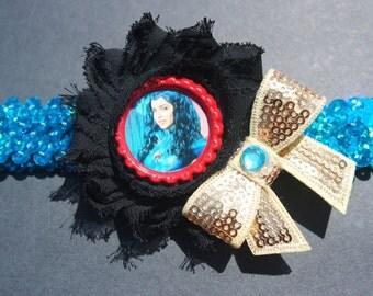 Evie Descendants Headband
